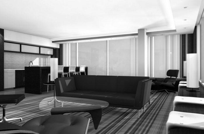 International Plaza Hotel Guestrooms