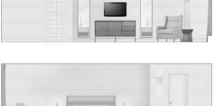 Chelsea Guestroom Schematics & PIP