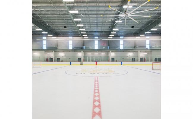 Lincoln Arena 1