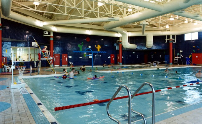 Goulbourn pool 6