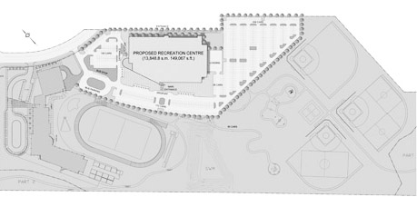 Guelph South Site Plan