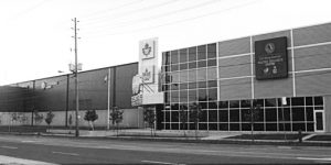 Lakeshore Arena Rehabilitations (MasterCard Centre for Hockey Excellence)